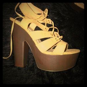 Just Fab High heel